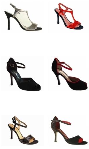 Tango Shoes Online Europe