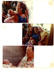 Remembering MOM (debdivya) Tags: family grandma love 1982 newborn trilogy feelings siobhan wenonah grandmadorothy omy trilogias