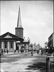 King Street East, Sydney (Powerhouse Museum Collection) Tags: square king place sydney queens henry stjameschurch powerhousemuseum bayliss kingstreeteast xmlns:dc=httppurlorgdcelements11 francisgreenway dc:identifier=httpwwwpowerhousemuseumcomcollectiondatabaseirn30828