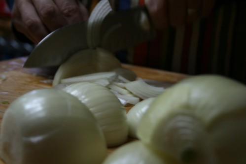 Onion Cuttin'