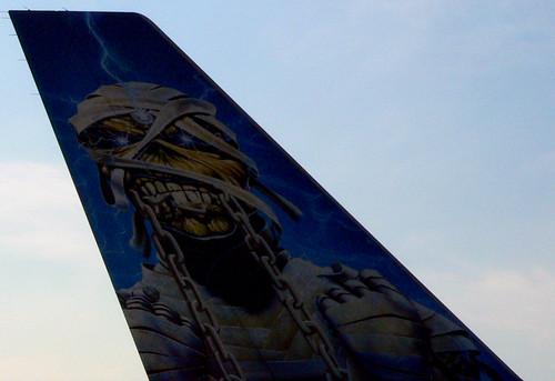 Iron Maiden en Bogotá