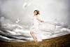 (mylaphotography) Tags: wedding bride high moody dress boots cloudy wideangle stormy fisheye thigh tornado mysister loveher moretocome firstquality arezou birdal mylaphotography rahijaber