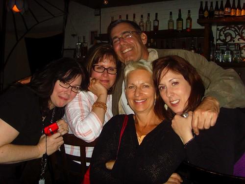 Annie, Patty, Joe, Roxanne & Christine