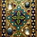 Detail of alter cross