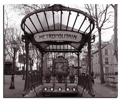 Metropolitain. Paris.- (ancama_99(toni)) Tags: street leica old city trip travel houses light vacation urban house holiday paris france color building art history monochrome yellow arquitetura sepia architecture photoshop vintage buildings subway french geotagged lumix photography lights photo interestingness interesting arquitectura edificios europa europe cityscape metro photos edificio cityscapes frana montmartre photographic panasonic explore ciudades architektur metropolitain 2008 francia architettura parijs pars urbanas 1000views parigi urbanscapes virado 5000views 50faves 50favs 123bw fz7 dmcfz7 25faves selenio aplusphoto holidaysvacanzeurlaub ancama99 interesantsimo goldstaraward