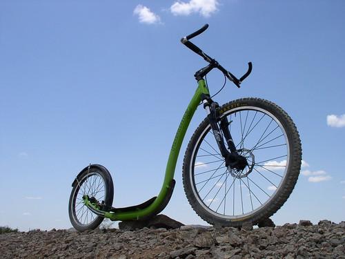 Footbike Trail