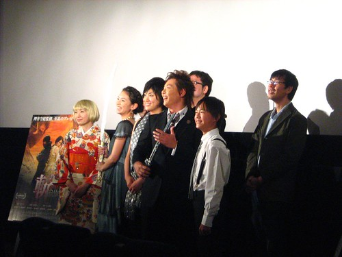 [Tokyo International Film Festival] Directors and cast members at the world premiere of KILL 2