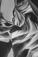 The beauty of Antelope Canyon (DST-photography) Tags: antelope canyon grand arizona usa travelling travel reizen trainee pilot american america mountains light red black white bw special dramatic artistic roadtrip terracotta