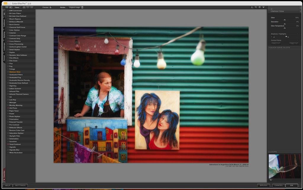 Color Efex Pro 3.0 Glamor Glow