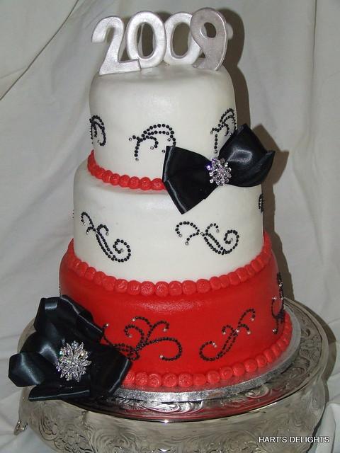 Lindsey's Graduation Cake