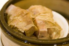 Pork & Mushroom in Bean Curd