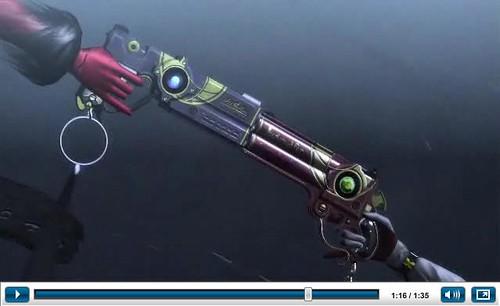 Bayonetta E3 Trailer