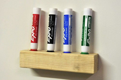 Whiteboard Marker Holder Dry erase marker holde...
