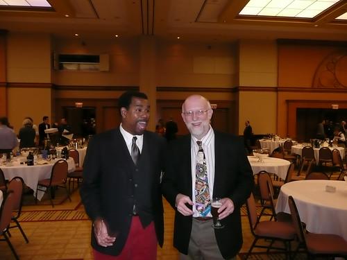 Garrett Oliver and Randy Mosher