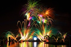 Illuminations: Reflections of Earth (Matt Pasant) Tags: night canon epcot time florida outdoor waltdisneyworld canonef2470mmf28lusm waltdisney reedycreek canonef24105mmf4lisusm imagetype photospecs canoneos5dmarkii velbonelcarmagne540