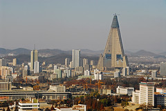 PRK-Pyongyang-0811-217-v1 (anthonyasael) Tags: city building architecture buildings 1 asia cityscape republic north korea du east architect advance 24th tallest dprk coreadelnorte buildingexterior eastfar  anthonyasael  105stories  nord  oneno coree 083ft 330meters cityconedemocratic koreadevelopmentdprkeasteast asiaexpansionfamousfar asiagrowthheighthorizontalhotelkoreamodernmountainno peoplenobodynorth koreaorascom grouporascom telecomplacespotonggang districtprogressprominent featurepyongyangpyramidpyramidalryugyong hotelryugyonryugyong hotelskyskylineskyscraperskyscrapersojangdongstructuretalltalltallesttopbtowertreeurbanurban sceneworldworld buildingyukyung hotelpyongyangdemocratic dprk083 ft1105 stories24th330 metersadvanceanthony asaelarchitectarchitectureasiabuildingbuildingbuilding exteriorbuildingscitycityscapecitys skylineconedemocratic hoteldemocratic prk