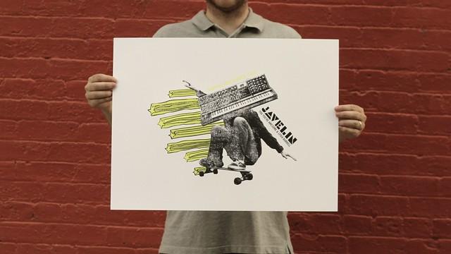 Javelin MPMF Indie Summer Print