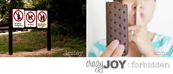 CrazyJoy = Forbidden