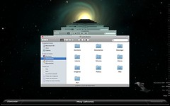 Time Machine on Mac OS X 10.5