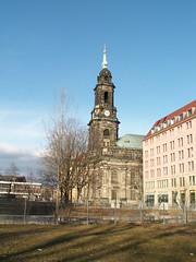 Kreuzkirche Dresden - Altmarkt