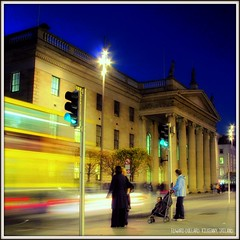 O' CONNELL STREET, DUBLIN. (Edward Dullard Photography. Kilkenny, Ireland.) Tags: kilkenny ireland dublin photographic eire emeraldisle irlanda irlande ierland dullard edwarddullard kilkenny1953 canonpowershotg9 societyedward