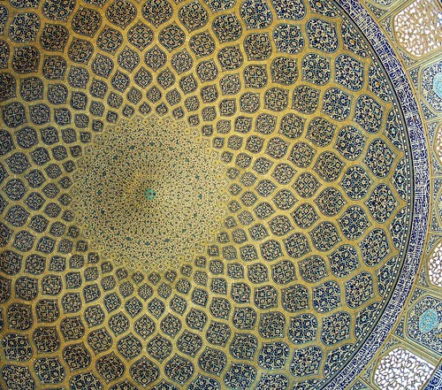 dome, lotfollah mosque, isfahan oct. 200 by seier+seier, on Flickr