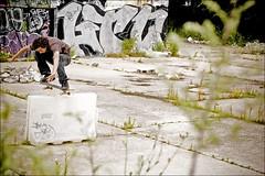 Idris Jani - Switch Ollie (Alexandre Pires) Tags: old switch pop ollie skate skateboard sick reedit alexandrepires idrisjani