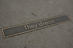 'They dream'