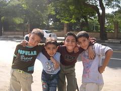 Midan Salah ad-Din Kids (upyernoz) Tags: kids egypt cairo   midansalahaddin