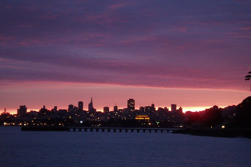 San Francisco Sunrise 01