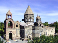 Etchmiadzin - The Main Cathedral of Armenian Orthodoxy (nersess) Tags: church saint see cathedral kathedrale catedral iglesia kirche holy caucasus armenia sacred christianity eastern orthodox eglise armenian armenianchurch apostolic patriarchal orthodoxchurch patriarchate pontiff kaukasus ecumenical echmiadzin etchmiadzin catholicos ecumenicalpatriarchate kaukaz armenianorthodox apostolorum  oecumenische catholicosate armenianorthodoxy   potifical