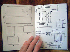 Paul_Hughes_Design_Thinking_Notebooks204 (Paul Hughes: Ten Meters of Thinking) Tags: notebook creativity paul lava design thought natural space diary think thinking visual hughes degree mental paulhughes creativeprocess visualthinking occupies creativethinking designthinking visualthoughts pagesfromnotebooks mentalspace