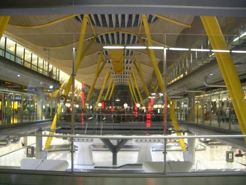Terminal 4 de l'Aeroport de Barajas