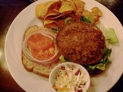 Walnut burger
