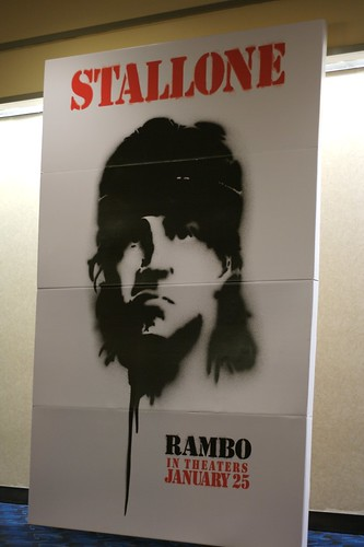 cinema newyork movie poster rambo