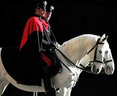 Italian Horse Police (Carabinieri)