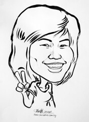 Caricature ink 241207