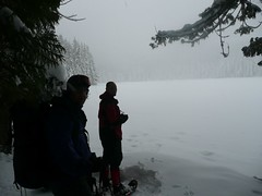 Jeff and me at Lower Lake (bzo) Tags: me oregon twinlakes jeffhulbert