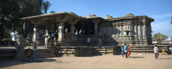1000 pillar Temple Warangal