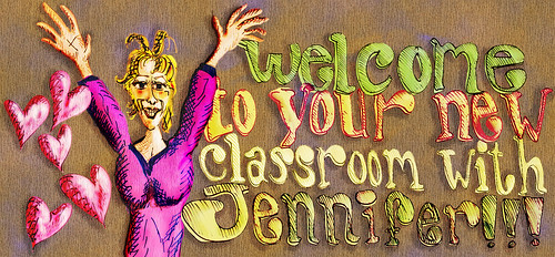 2008-01-16 Welcome to Your New Classroom With Jennifer