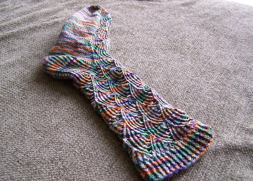 Pomatomas sock #1