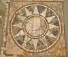 Mosaic del triclini en opus sectile (detall), casa de Jàson Magne, Cirene