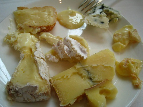 My Plate of Cheese