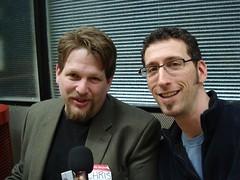 Chris Brogan and me