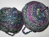 Handspun Soy Silk/Wool blend