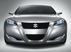 Suzuki Kizashi 3 Concept 3