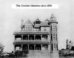 Crocker Mansion view from Clay