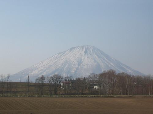蝦夷富士山