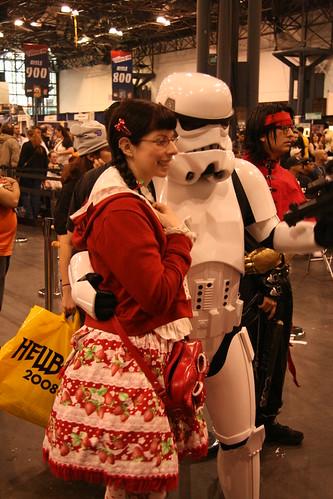 Loli loev storm trooper!