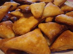 Triangoli pasta sfoglia